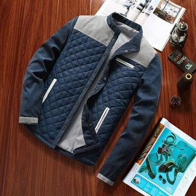 Men's Slim Fit  Casual Jacket