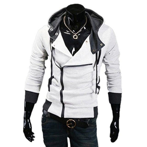 IceLion 2019 Zipper Cardigan Hoodies Men Fashion Hooded Sweatshirts Spring Spring Sportswear Long Sleeve Slim Tracksuit Jacket