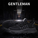 GoSkater Mesh Light Summer Trainer Shoes for Men