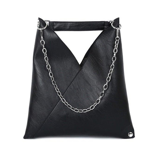 Designer V Tote Shoulder Bag
