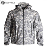 Waterproof Hiking Winter Jacket for Men