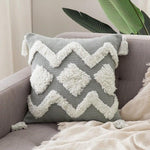 BoHOME Macrame Throw Pillow Covers