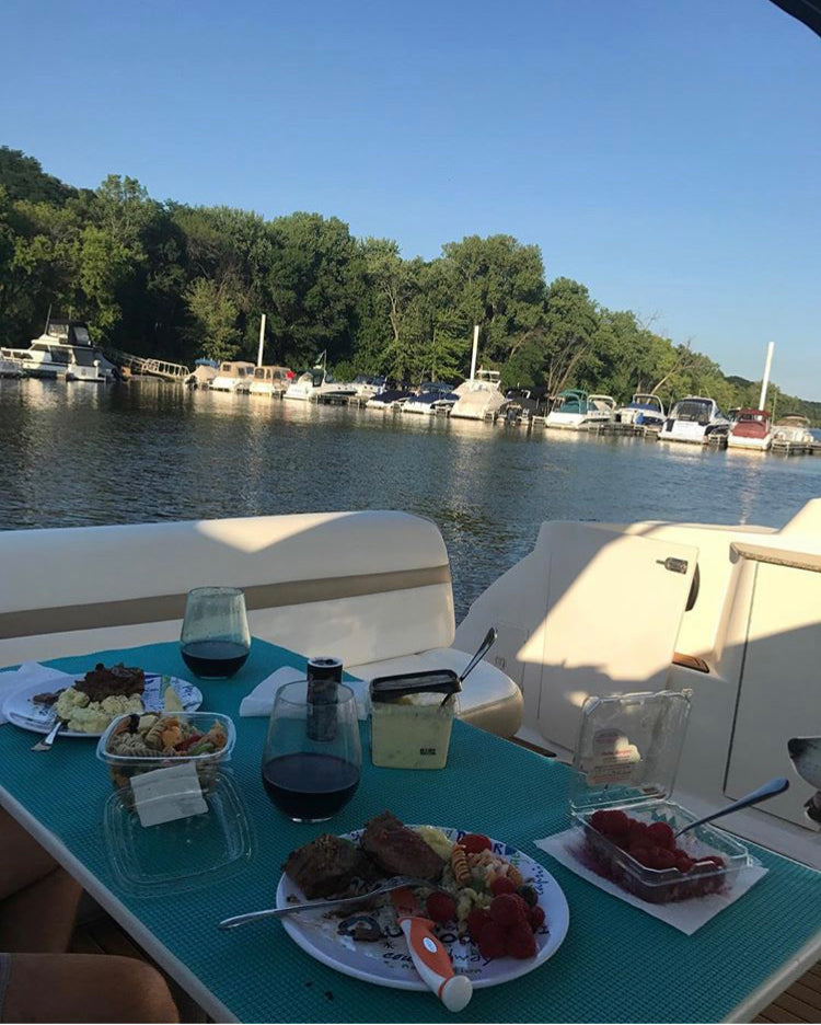 Boating Menu Ideas for Cooking and Grilling