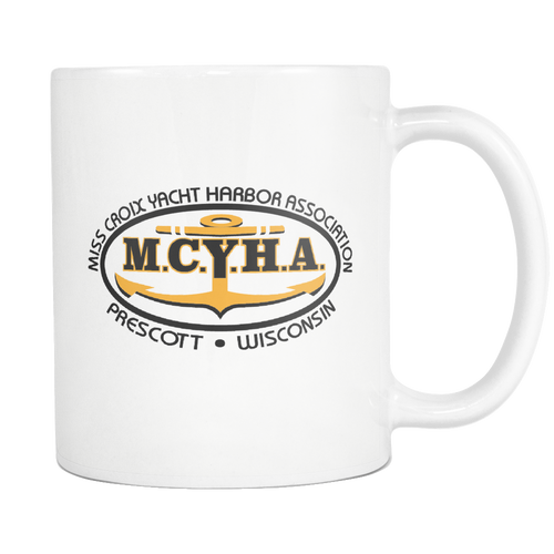Miss Croix Coffee Mug in White - Nauti Details