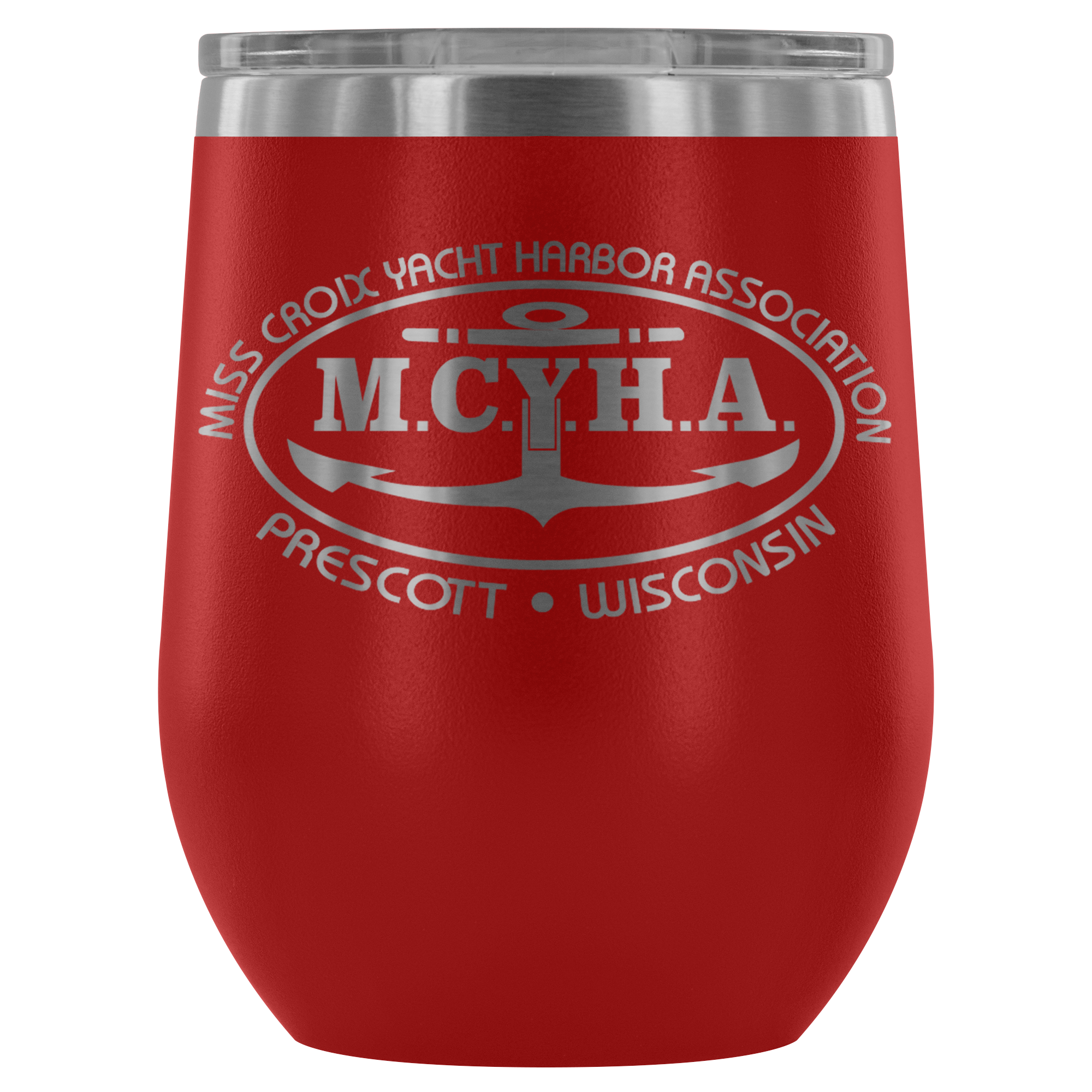 Miss Croix 12oz Stainless Steel Wine Tumbler - Nauti Details