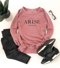 Arise french terry raglan Inspirational French Terry raglan Cotton heritage and lane seven French Terry raglan XS Mauve