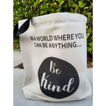 Be Kind tote bag Tote bag Costa Threads