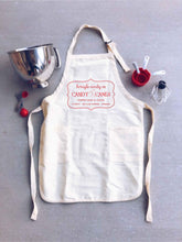 Kringle candy co apron Holiday apron Apron