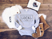 Local license sweatshirt- Tennessee,Texas,Utah,Vermont,Virginia,Washington,West Virginia,Wisconsin,Wyoming State sweatshirt Lane seven unisex sweatshirt S Tennessee Heather Grey
