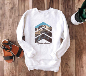 Nature seeker sweatshirt Miscellaneous sweatshirt Lane seven unisex sweatshirt oatmeal