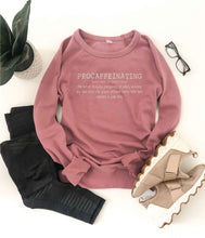 Procaffeinating french terry raglan Miscellaneous French Terry raglan Cotton heritage and lane seven French Terry raglan XS Mauve