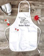 Watch me whisk apron Generic apron Apron