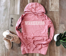 Weekends french terry hoodie Miscellaneous French Terry raglan Lane seven french terry hoodie mauve XS Mauve