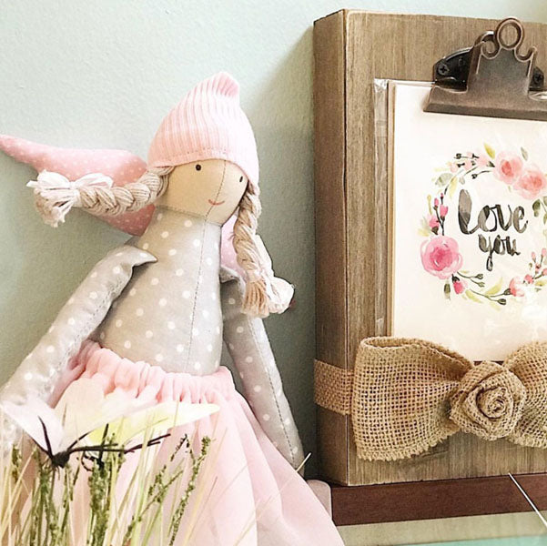 Handmade Home Décor for Kids' Room