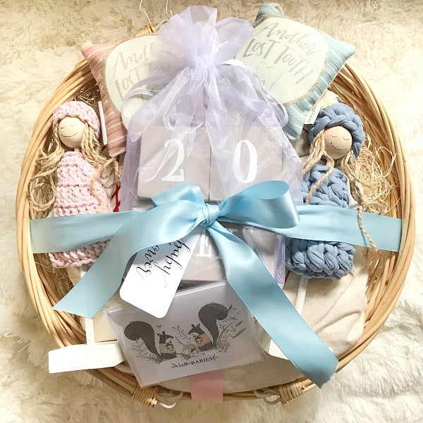 Baby Twins Gift Baskets