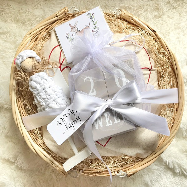 Baby Neutral Gift Baskets