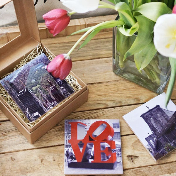 Tile Coasters Sets
