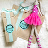 Children Gifts - Bunny Ballerina Decor in decor for kids' room