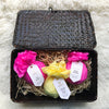 Gift for ladies - Bath Balms - Gift Basket Set for Girls in decor for kids' room