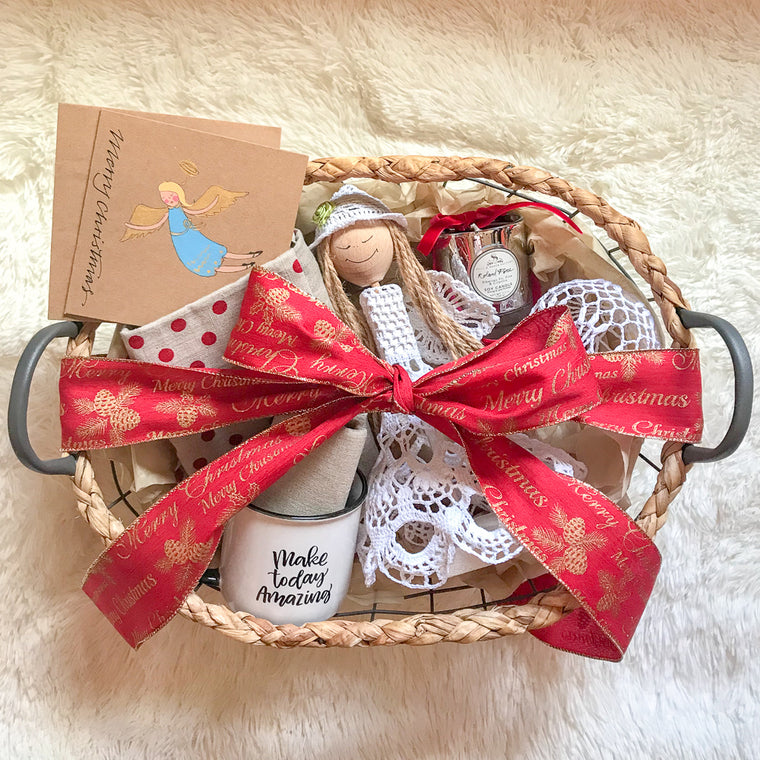 Christmas Gift Basket #1