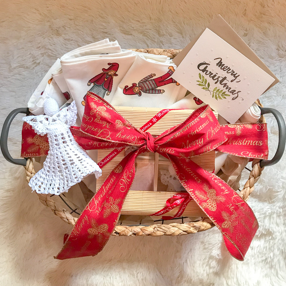 Christmas Gift Basket #5