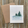 Hand Painted Greeting Cards from Canada
