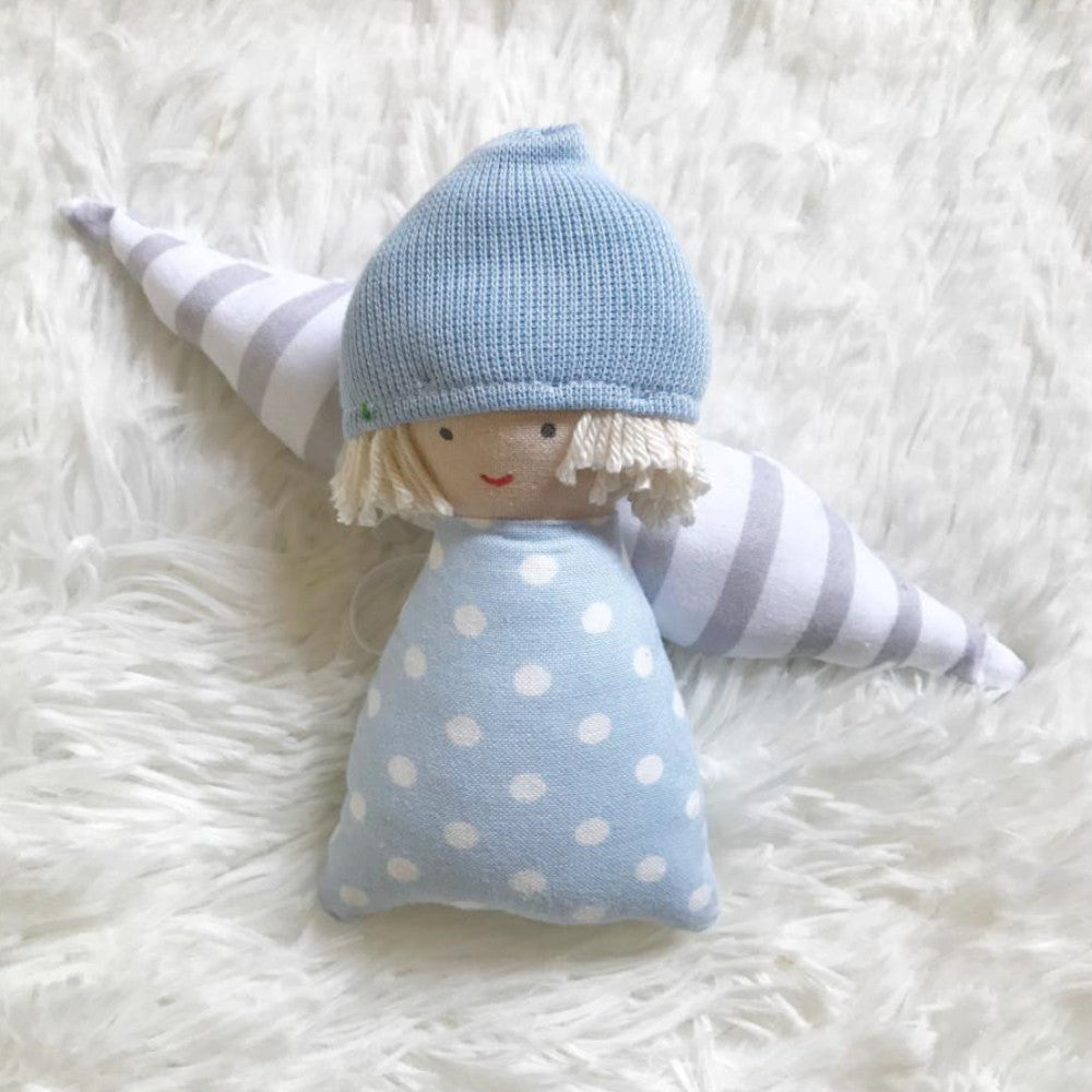 Children Gifts - Angel Tilda Boy Decor (Mini) in Angels