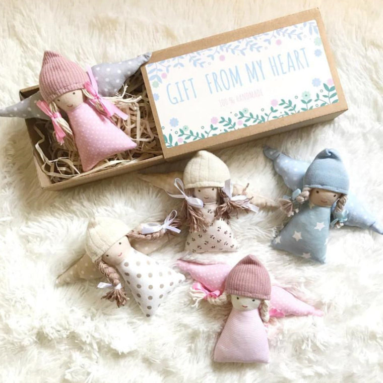 Children Gifts - Angel Tilda Girl Decor (Mini) in Angels