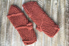 Handmade Knitted Fingerless Mittens