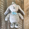 Bunny Decor Blue Bow (Mini)