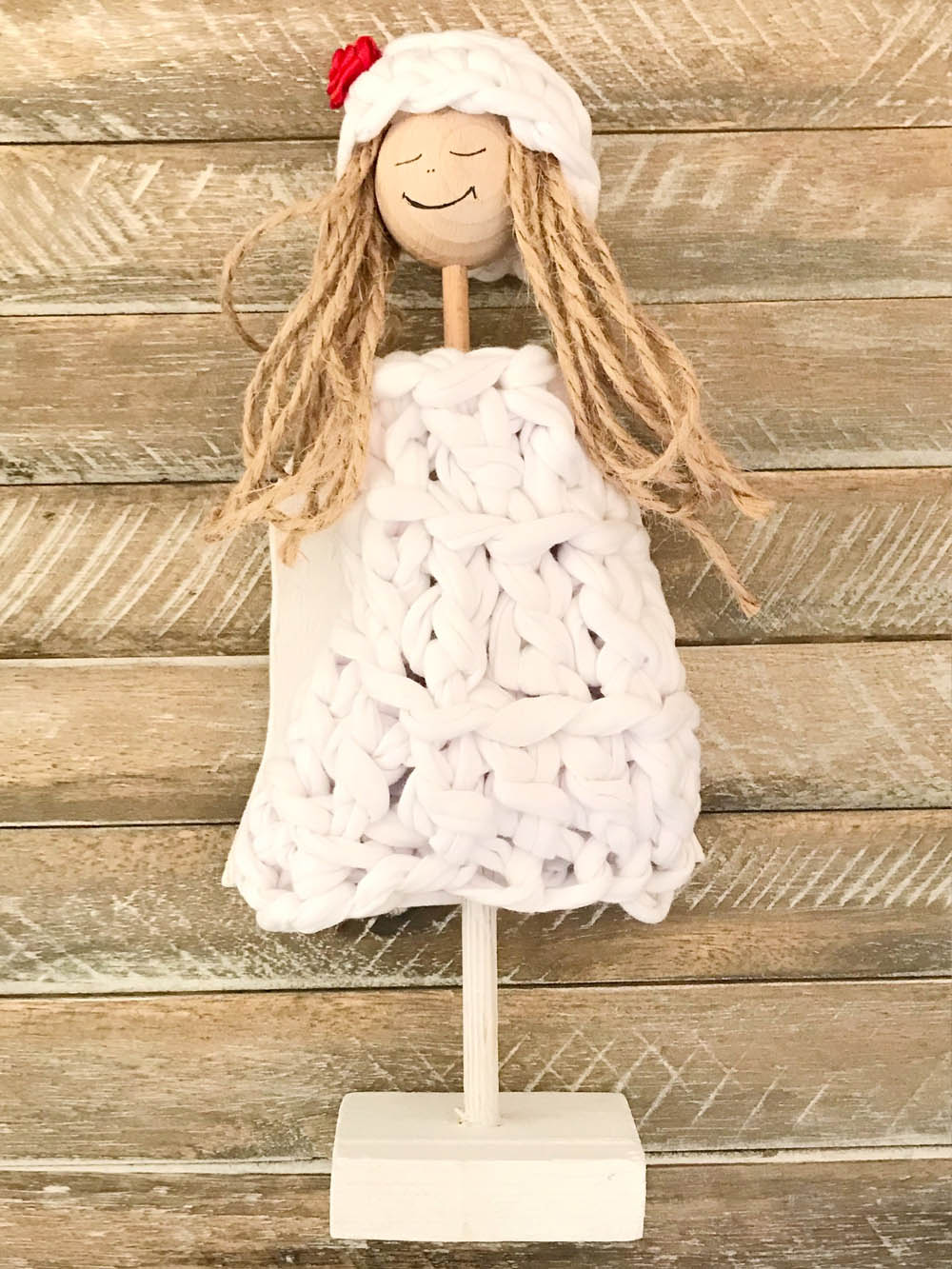 Handcrafted Small Angel Molly - online store