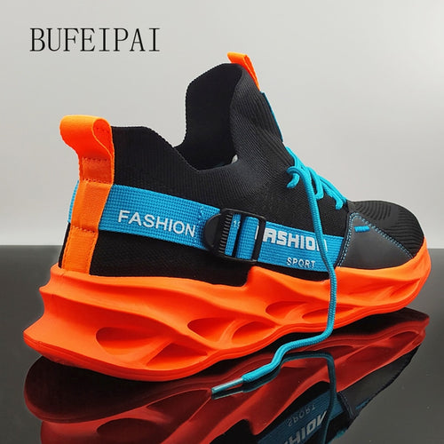 Breathable Walking/Running Light Men's Sports Shoes