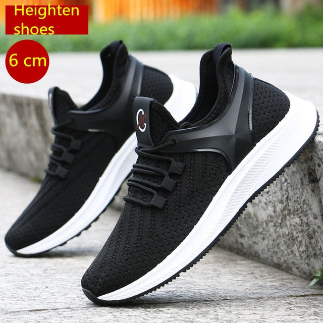 New running breathable casual mesh shoes