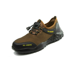 Work portable Industrial Shoes Puncture Proof wear-resisting