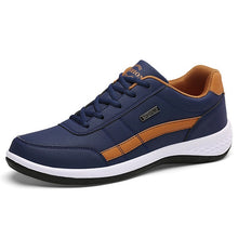 Load image into Gallery viewer, New Fashion Breathable Lace-up Leather Casual shoes
