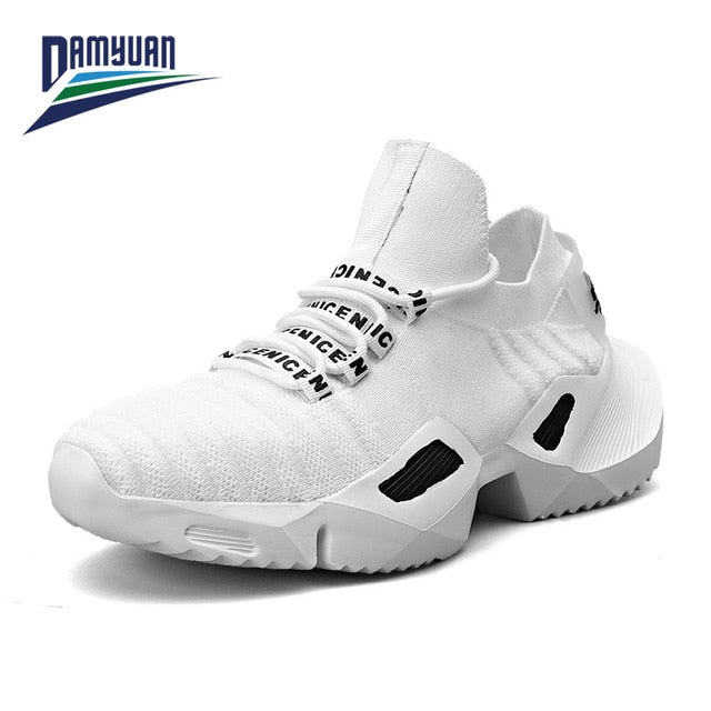 Durable Outsole Trainer Running Shoes
