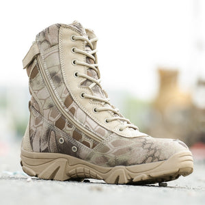 Military Tactical Boot