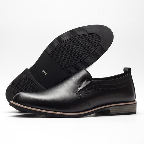 Leather Concise Formal Shoe