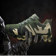 Load image into Gallery viewer, Camouflage Rubber Shoe
