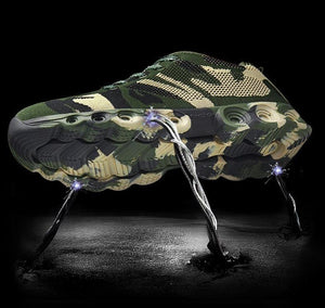 Camouflage Rubber Shoe