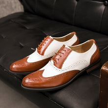 Load image into Gallery viewer, Cow Leather Formal Shoe