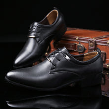 Load image into Gallery viewer, Comfortable Oxford Leather Shoe