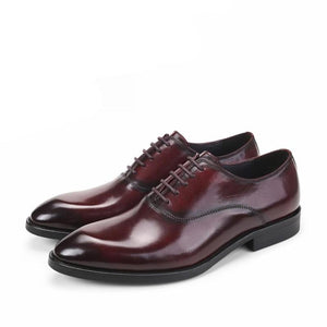 Genuine Leather Oxford Shoe