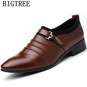 Italian Elegant Oxford Shoes
