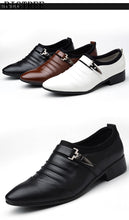 Load image into Gallery viewer, Italian Elegant Oxford Shoes