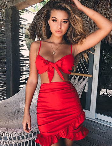 Red Hot 2 piece
