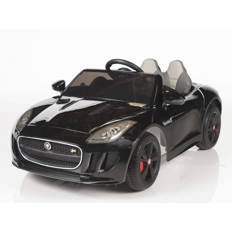 12V Jaguar F Type Ride On Convertible With Parental Control