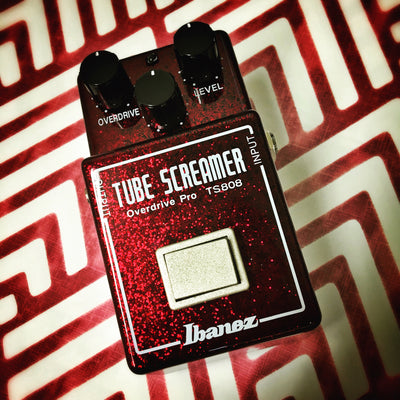 40th Anniversary Tube Screamer | Gear Hero HQ The Latest blog