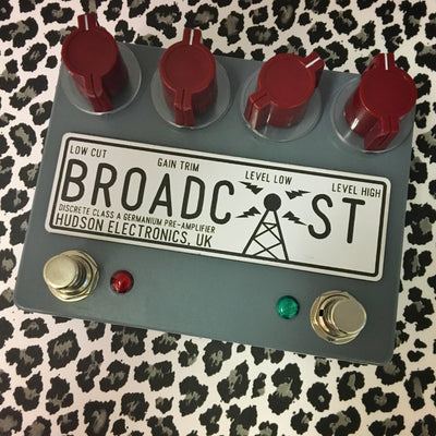 Hudson Broadcast Dual Switch