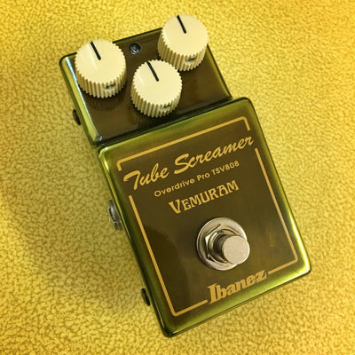 The Vemuram Tube Screamer